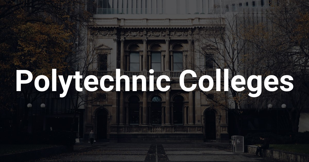 Polytechnic Colleges